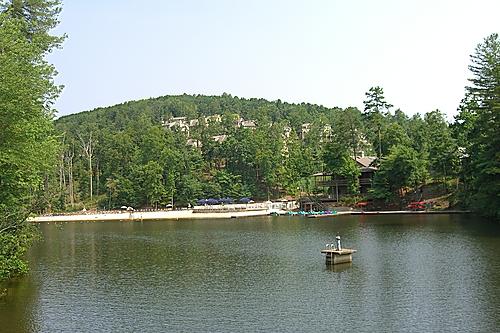 Boating and fishing for Big canoe lodge
